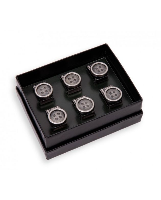 Albert Thurston Clip on Buttons