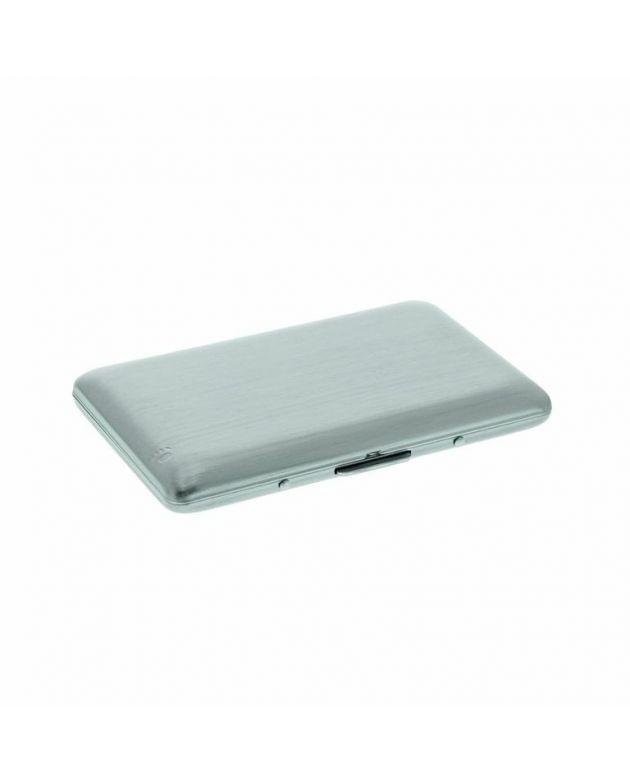 Creditcardhouder Smartcaze Firebird Silver