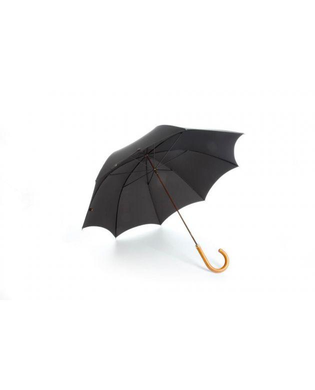 Paraplu Fox Umbrella Gents tube Malacca handvat